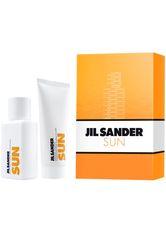 Jil Sander Sun Eau de Toilette Spray 75 ml + Duschgel 75 ml 1 Stk. Duftset 1.0 st