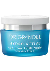 Dr. Grandel Hydro Active Hyaluron Refill Night 50 ml Nachtcreme