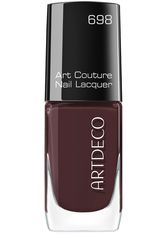 "ARTDECO Art Couture Nail Lacquer ""Cross The Lines"", Nagellack 10 ml, 698 roasted chestnut"