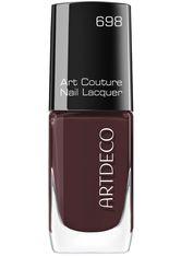 "ARTDECO - ARTDECO Art Couture Nail Lacquer ""Cross The Lines"", Nagellack, 698 roasted chestnut - Nagellack"