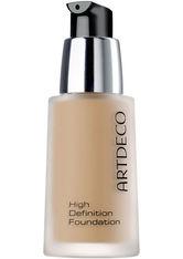 Artdeco Make-up Gesicht High Definition Foundation Nr. 08 Natural Peach 30 ml