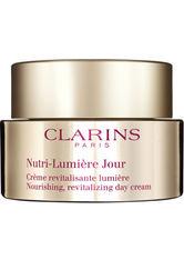 CLARINS - Clarins Nutri-Lumière 60+ Nutri-Lumière Jour (50ml) - TAGESPFLEGE