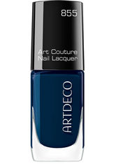 Artdeco Look Herbst- Winterlook 2018 Art Couture Nail Lacquer Nr. 855 Ink Blue 10 ml