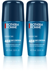 Biotherm Homme Körperpflege Day Control 48h Deodorant Roll-On Duo 2 Stück