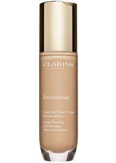 Clarins Everlasting Foundation 30 ml 108W sand Flüssige Foundation