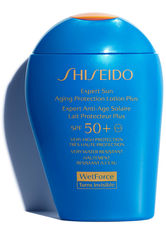 Shiseido - Expert Sun Aging Protection Lotion Plus Wetforce Spf 50 - Sonnenlotion - 100 Ml -