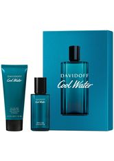Davidoff Cool Water Eau de Toilette Spray 40 ml + Shower Gel 75 ml 1 Stk. Duftset 1.0 st