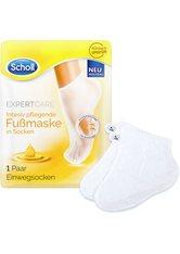 Scholl Fußcremes & -bäder Intensiv Pflegende Fußmaske Mit 3 Wertvollen Ölen Fusspflege 1.0 pieces