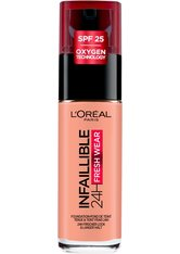 L'Oréal Paris Infaillible 24H Fresh Wear Make-up 270 Rose Sun Foundation 30ml Flüssige Foundation