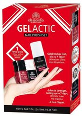 ALESSANDRO - alessandro international Nagellack-Set »Gelactic Nail Polish Set«, 3-tlg. - NAGELLACK
