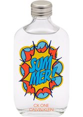 CALVIN KLEIN ck one Summer Edition Eau de Toilette Spray Eau de Toilette 100.0 ml