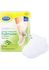 Scholl Fußcremes & -bäder Intensive Feuchtigkeitsspendende Fußmaske Mit Aloe Vera Fusspflege 1.0 pieces