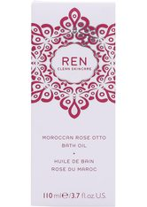 Ren Badeöl »Moroccan Rose Otto Bath Oil«