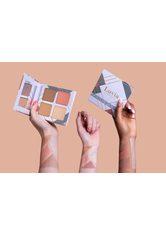 Luvia Cosmetics Highlighter-Palette »Face Palette - Light«