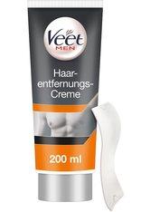 Veet Haarentfernung Cremes For Men Haarentfernungs-Gelcreme 200 ml