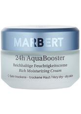 Marbert Moisturizing Care 24h AquaBooster für sehr trockene / trockene Haut Gesichtscreme 50.0 ml