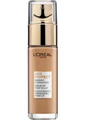 L'ORÉAL PARIS - L'ORÉAL PARIS Foundation »Age Perfect«, feuchtigkeitsspendend, braun, 380 Miel Dore - FOUNDATION