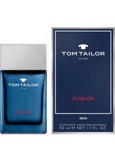 Tom Tailor Herrendüfte Exclusive Man Eau de Toilette Spray 50 ml