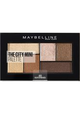MAYBELLINE NEW YORK Lidschatten-Palette »The City Mini«, Rooftop Bronzes