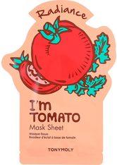 TonyMoly I'm Real Tomato Sheet Mask 1 Stk. Tuchmaske