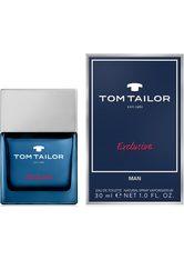 Tom Tailor Herrendüfte Exclusive Man Eau de Toilette Spray 30 ml