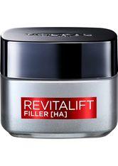 L´Oréal Paris Revitalift Revitalift Filler [+Hyaluronsäure] Intensiv Aufpolsternde Anti-Age Tagescreme Gesichtscreme 50.0 ml