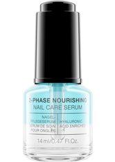 Alessandro Nagelpflege 2-Phase Nourishing Nail Serum Hyaluronic Acid Enriched (14ml)