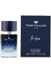 Tom Tailor for Him Eau de Toilette (EdT) 30 ml Parfüm