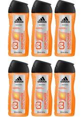 adidas Performance Duschgel »adipower 3in1«, 6-tlg., für Männer