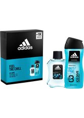Adidas Ice Dive Feel The Chill Small Gift Duftset  1 Stk