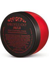 OROFLUIDO - Orofluido Asia Zen Control Mask 250 ml - HAARMASKEN