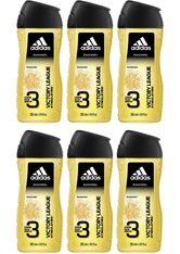 adidas Performance Duschgel »Victory League 3in1«, 6-tlg., für Männer