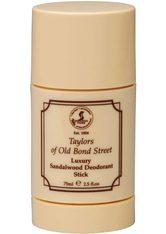 Taylor of Old Bond Street Produkte Luxury Sandalwood Deo Stick Deodorant 75.0 ml