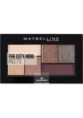 Maybelline The City Mini  Lidschatten Palette 6 g Nr. 410 - Chill Brunch Neutrals
