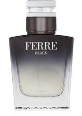 Gianfranco Ferré Black For Men Eau de Toilette (EdT) 30 ml Parfüm