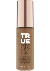 Catrice True Skin Hydrating Flüssige Foundation  30 ml WARM SPICES