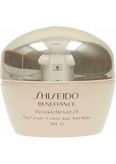 Shiseido Gesichtspflege Benefiance WrinkleResist 24 Day Cream LSF 15 50 ml