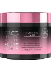 Schwarzkopf Professional Haarmaske »BC Bonacure Fibre Force Fortifying Mask«, 1-tlg., Für übermäßig behandeltes Haar