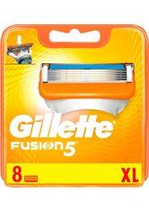 GILLETTE - Gillette Rasierklingen »Fusion Manual«, 8-tlg. - Rasier Tools