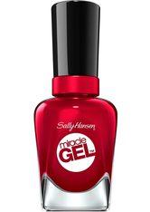 SALLY HANSEN - Sally Hansen Gel-Nagellack »Miracle Gel«, rot, 680 Rhapsody Red - NAGELLACK