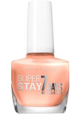 Maybelline Super Stay 7 Days Nagellack 10 ml Nr. 929 - Nude Sunset