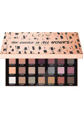 L.O.V - Lidschattenpalette - THE CHOICE IS ALL YOURS! eyeshadow palette