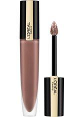 L'Oréal Paris Rouge Signature Metallic Liquid Lipstick 7ml (Various Shades) - 206 Scintillate