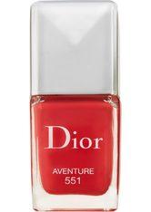 DIOR - DIOR VERNIS; Christian DiorNagellacke; Christian DiorMilky Dots NAGELLACK MIT INTENSIVER FARBE UND HALTBARKEIT 10 Stck. Aventure - NAGELLACK