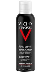 Vichy  Homme Rasierschaum Anti Hautirritationen, 200 ml