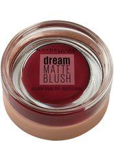 MAYBELLINE - MAYBELLINE NEW YORK Rouge »Dream Matte Blush«, rot, Nr. 80 burgundy flush - ROUGE