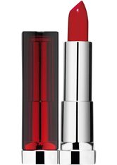 Maybelline Color Sensational Lipstick (verschiedene Farbtöne) - Pleasure Me Red