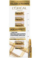 L'Oréal Paris Age Perfect 7 Tage Kur Pro-Kollagen Experte Straffende Ampullen 7 ml