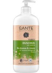 Sante Körperpflege Family Duschgel - Ananas & Limone 200ml Duschgel 500.0 ml