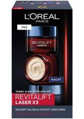 L´Oréal Paris Revitalift Laser X3 Tag und Nacht Gesichtspflege-Set Gesichtspflege 1.0 pieces